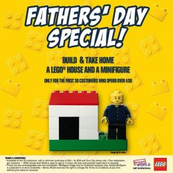 [Bricks World (LEGO Exclusive)] MAKE FATHERS' DAY GREAT!