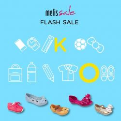 [Melissa] Melissale | Head back-to-school in style with $10 off* MEL and Mini Melissa this weekend!