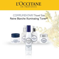 [L'Occitane] ONLINE ONLY!