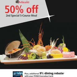 [Marina Bay Link Mall] Good deal for your next dinner date!