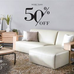 [Cellini] Studio L-Shape Sofa: GSS SEASON SALE - NOW S$699 (U.