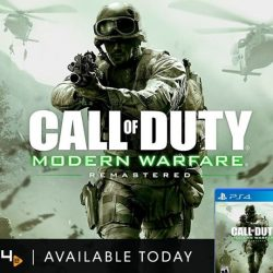 [PLAYe] One of the most critically-acclaimed games in history, Call of Duty: Modern Warfare is back!