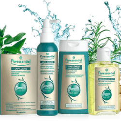[Beauty By Nature] PURESSENTIEL'S ANTI-HAIR LOSS RANGE Explore Puressentiel's Anti-Hair Loss range, designed to strengthen hair roots and restore