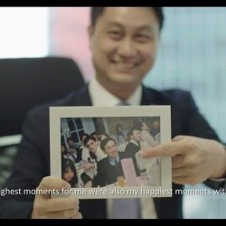 [RHB BANK] A father is someone you look up to - Meet Robin Teo, our Head of Investment Sales and Marketing, RHB Asset