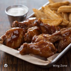 [foodpanda] Get your wings from Wing Zone Singapore (Bugis) and enjoy free delivery with minimum order value of $30!
