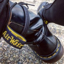 [Dr Martens] The Original.