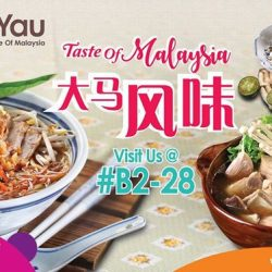 [Bedok Mall] Experience the charm of Malaysian cuisine as Ipoh Lou Yau Bean Sprouts Chicken (B2-28) brings to you well-loved