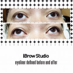 [iBrow Studio] Do you feel like regular eye makeup is causing your eyes to water or itchy?