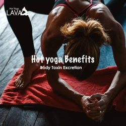 [Lava Yoga] Practicing yoga promotes anti-aging by enhancing lymph flow and water flow in the system and excreting body toxins.