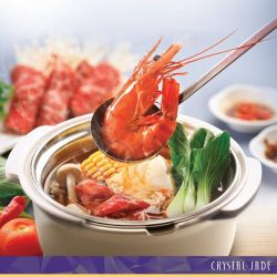 [Crystal Jade Steamboat Kitchen] Happy Monday!