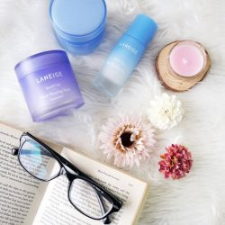 [SEPHORA Singapore] Sleep your way to better skin with the new LANEIGE Sleeping Beauty range.