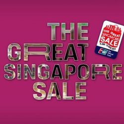 [Chocoolate --- i.t Labels Singapore] The one and only Great Singapore Sale is back!