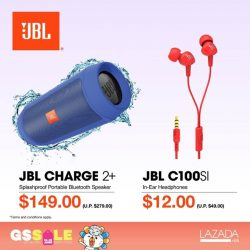 [JBL] There never was a better time to treat yourself to some brand new audio gear.