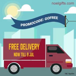 [Noel Gifts] Redeem 1 x Free Delivery for any purchase (min.