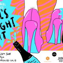 [The Providore] We are glad to be the official F&B sponsor for Honeycombers's Girl's Night Out event!