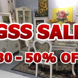 [Pink Rose] Great Singapore Sale 30 - 50% OFFcome and visit us
