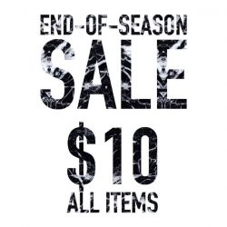 [The Editor's Market] OUR END OF SEASON SALE STARTS TOMORROW 12 NOON AT ORCHARD CINELEISURE 03-03A 〰 Thousands of items going for $10