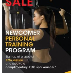 [Amore Fitness] Ready to get fit and toned with our Personal Training Program?