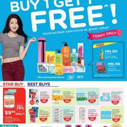 [Watsons Singapore] Our 1-Day Only OB day is here again!