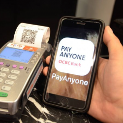 [OCBC ATM] Our customers can now make payments to selected NETS merchants through a QR Code with our new stand-alone OCBC