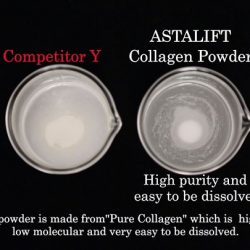 [] Fujifilm R&D have researched on premium collagen over 80 years from the establishment and they have developed the world'