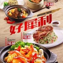 [XIN WANG HONGKONG CAFE] Don't miss the taste of Hong Kong that's truly Hou Sai Lei (awesome)!