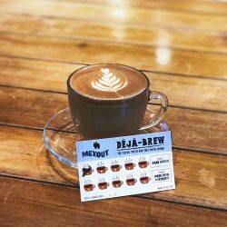 [Mex Out] Our coffee loyalty Card is finally HERE!
