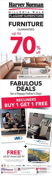 [Harvey Norman] LAST 2 DAYS to enjoy FINAL price drop at HarveyNormanSG's Last Expo of the Financial Year.