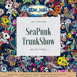 [Bumwear] Here are our Trunk Show queue mechanics for SeaPunk!