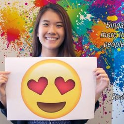[Singapore Pools] SGPoolsInternsIntroducing our intern from Business Systems - Jasmine from SMU.