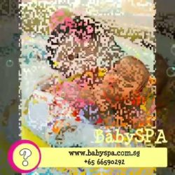 [BabySpa] Yes, there is a spa for babies too and the name is BabySPA!