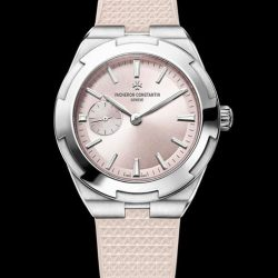 [Cortina Watch] Vacheron Constantin extends its Overseas collection with six new models combining elegance with a sports appeal.
