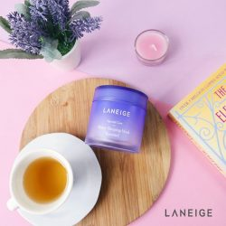 [Laneige] Treat yourself to some TLC before bed with our favourite of the month - the Water Sleeping Mask [Lavender]!