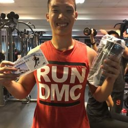 [GYMM BOXX Silver] GYMMBOXX X SKECHERS 2017Have you gotten your FREE GORun400 shoes and GYMMBOXX shaker bottle worth $144?