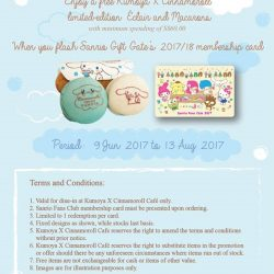 [Sanrio Gift Gate] Have you been to Kumoya's limited time Cinnamoroll pop-up cafe yet?