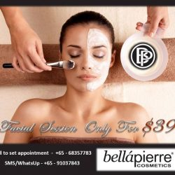 [BELLAPIERRE] Try our early bird's promotion for GSS!