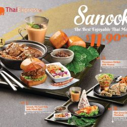 [ThaiExpress Singapore] Have your ordered from our Sanook promotion yet?