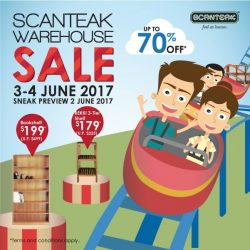 [Scanteak] Scanteak GSS Warehouse Sale is back!