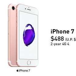 [StarHub] The fantastic iPhone 7 at fantastic prices.