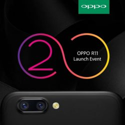 [OPPO] The OPPO R11 Launch Event will be happening on the 22nd of June.