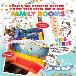 [Manekineko Karaoke Singapore] Welcome to MANEKINEKO Family Room, where young star is born and experience one get discovered!