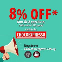 [Choco Express] Don't miss this out!