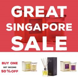 [To Be Calm] Have you visited one of the To Be Calm stores during The Great Singapore Sale?