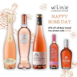 [Wine Connection] Happy Rosé Day!