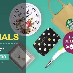 [Lazada Singapore] Check out our Home Essentials from the Taobao Collection!