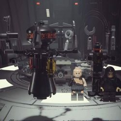 [The Brick Shop] Darth Vader Transformation - LEGO® Star Wars - 75183Rush to save Palpatine's apprentice, Anakin, before it's too late!