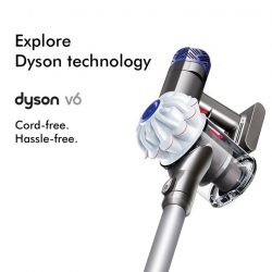 [Harvey Norman] Explore the new Dyson V6 HEPA and other exclusive offers only at Harvey Norman from 1 to 30 June!