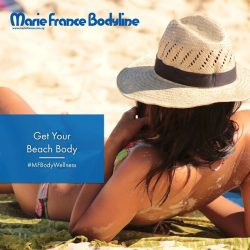 [Marie France Bodyline] It's summer in many parts of the world (and it's usually hotter in June here in Singapore).