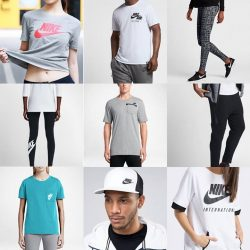 [DOT Singapore] Dress for performance and style with Nike apparels and clothing this Great Singapore Sale.