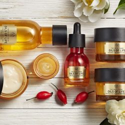[The Body Shop Singapore] Say yes to radiant, revitalised skin with our Oils of Life™ range of products!
